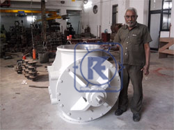 Rotary Valve Size 650 - SS 316L